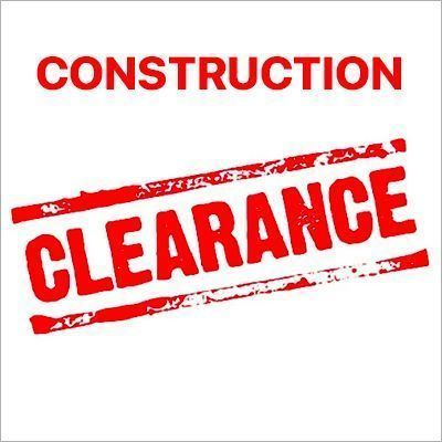 Construction Clearance