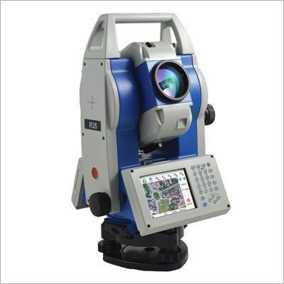 Reflectorless Total Stations