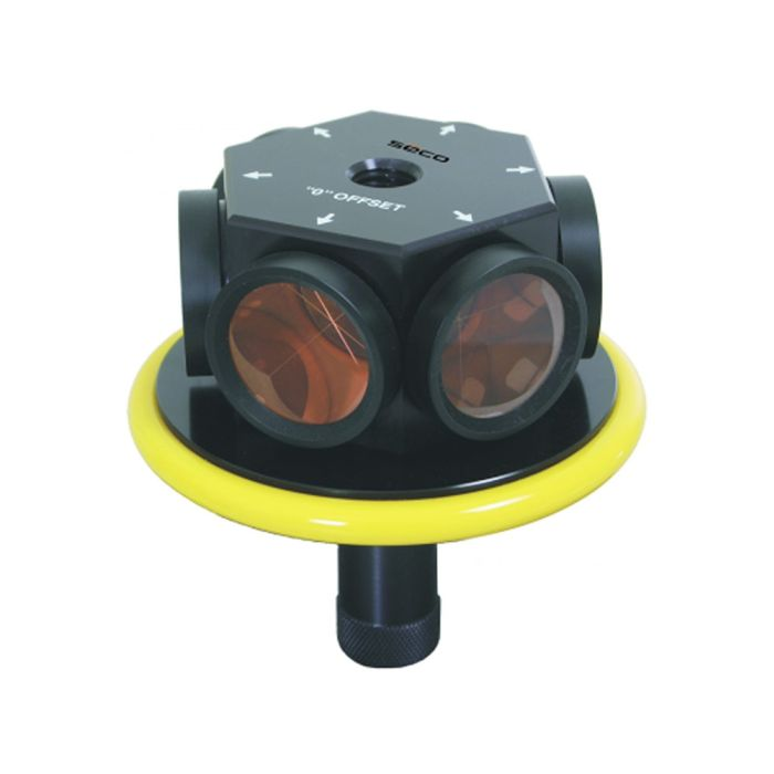 Seco 360 Degree Robotic Prism Reflector - 77mm height offset