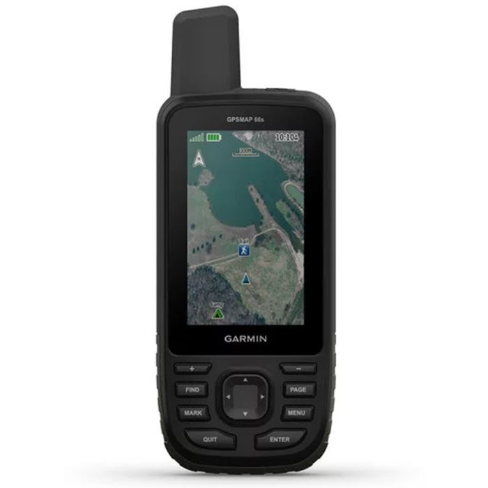 Garmin GPSmap 66st - With Pre-Loaded Topo Maps