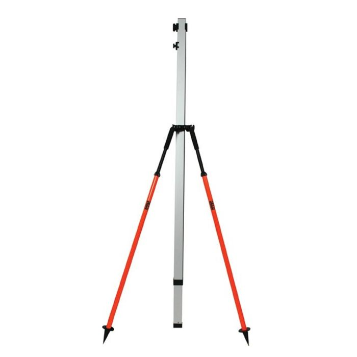 Seco Level Staff Bipod - Push Button Release (narrow jaws)
