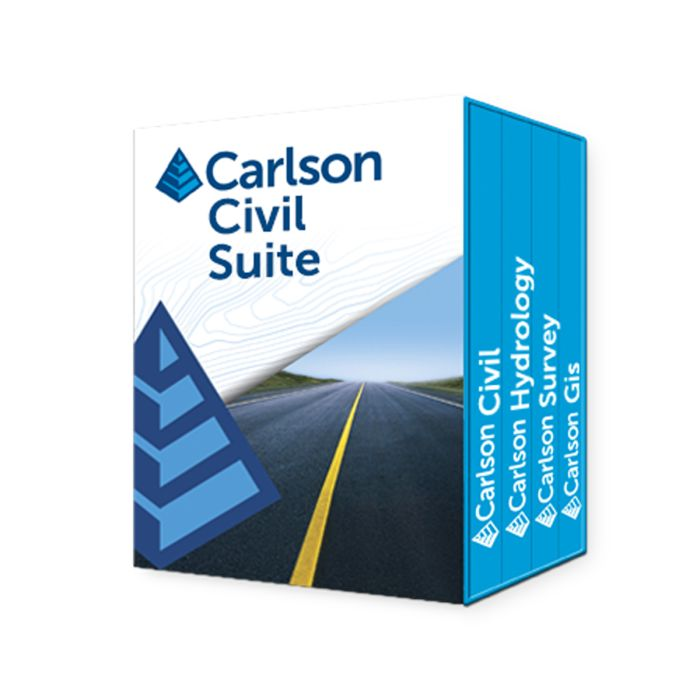 Carlson Civil Suite Software