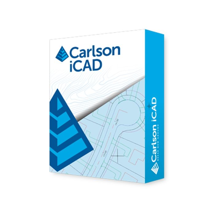 Carlson iCAD Software