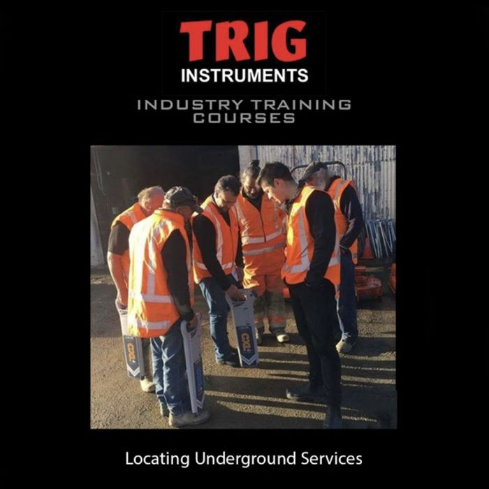 Industry Training Courses - Locating Underground Services