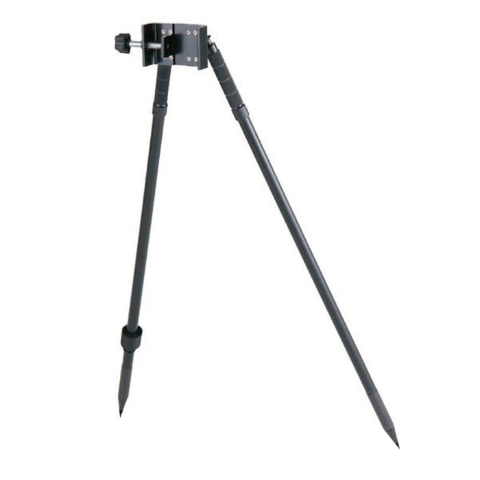 Myzox Level Staff Bipod - Push Button Release