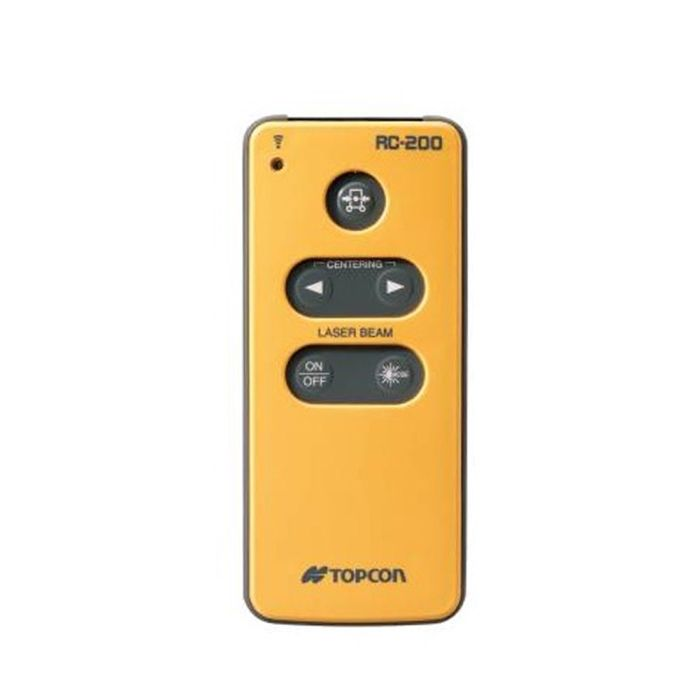 Topcon Replacement RC-200 Remote Control (suits TP-L3/4/5 pipe lasers)