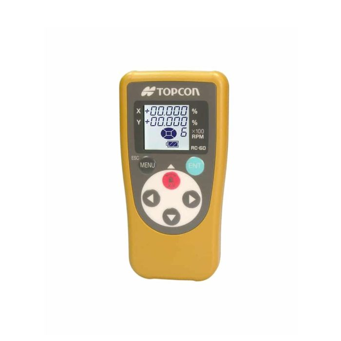 Topcon Replacement RC-60 Remote Control (suits RL-SV2SS lasers)