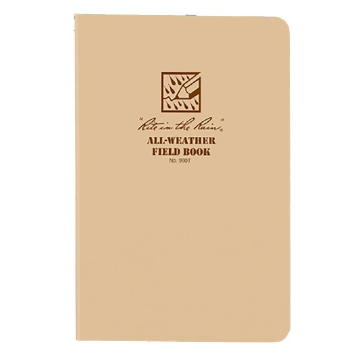 Rite In The Rain 980T Tactical Military Army Field Book