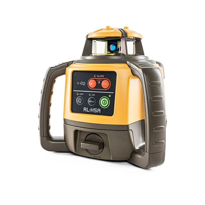 Topcon RL-H5A Slope Rotating Laser Level (RB) (Rechargeable)