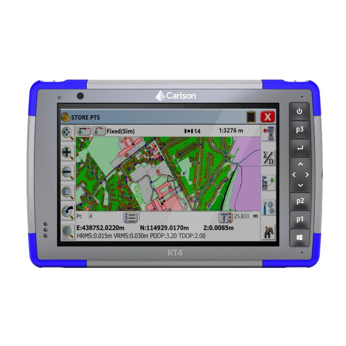 Carlson RT4 Ruggedised Field Tablet Data Collector Controller