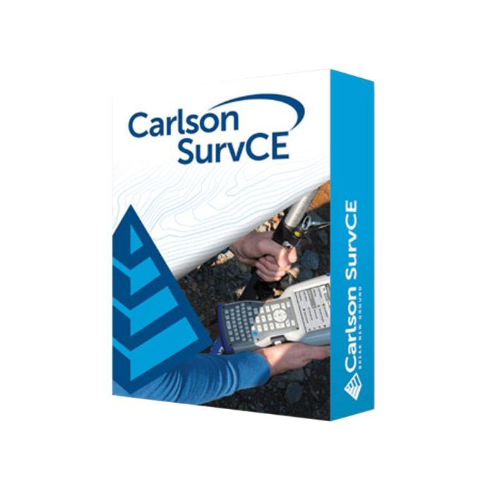 Carlson SurvCE Field Software