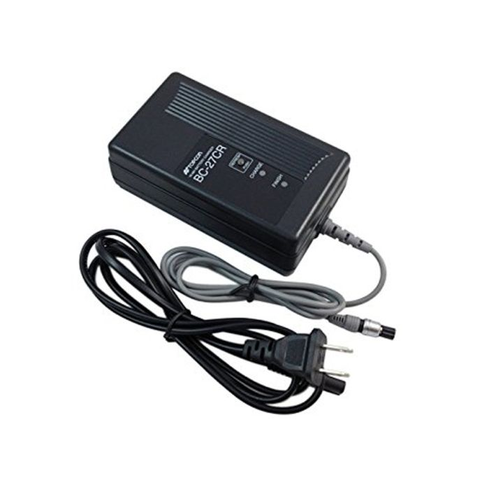 Topcon BC-27C Battery Charger (Suits GPT-220/2000/3000series)