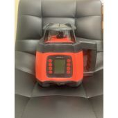 USED Spot-on Powerline A6 Dual Grade Laser Level